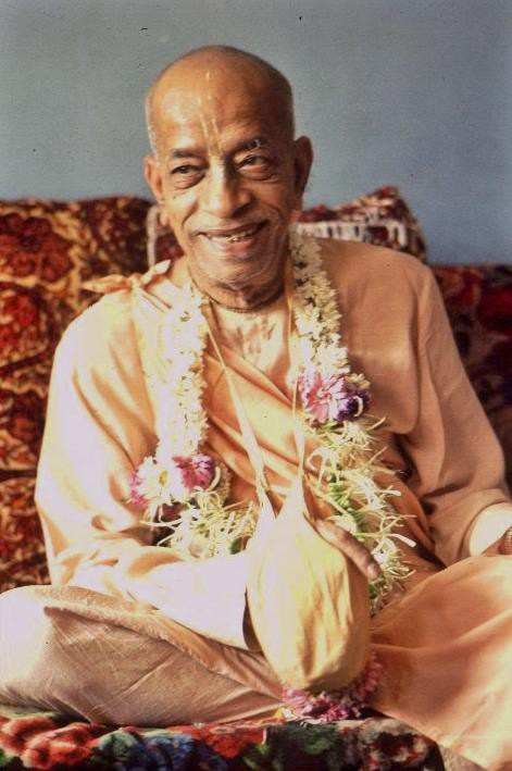 If for fifty years one chants simply Hare Kṛṣṇa, Hare Kṛṣṇa, he is sure to become perfect.
